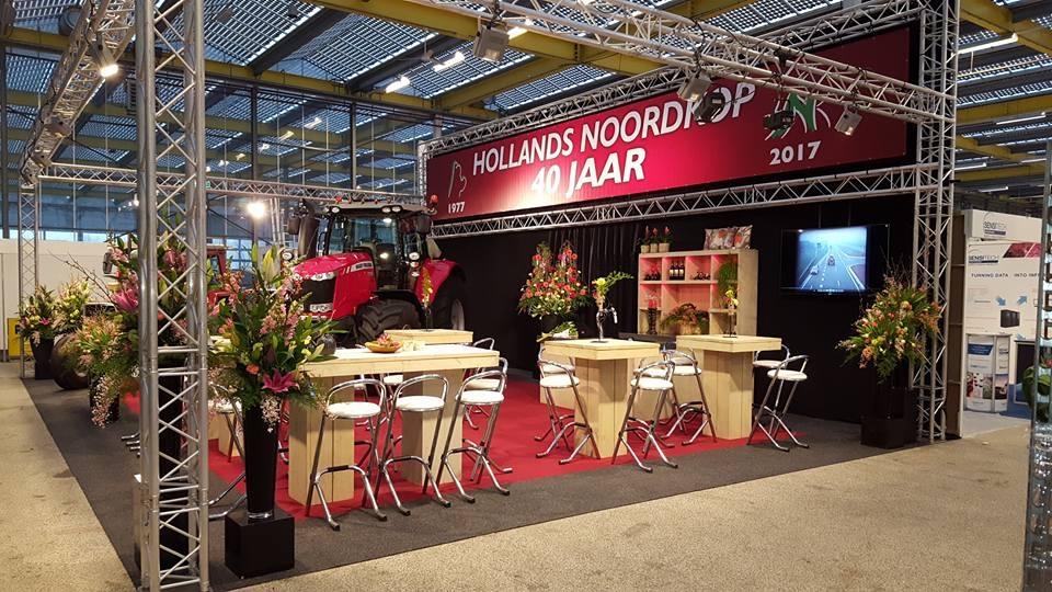 Beurs stand Hollands Noordkop