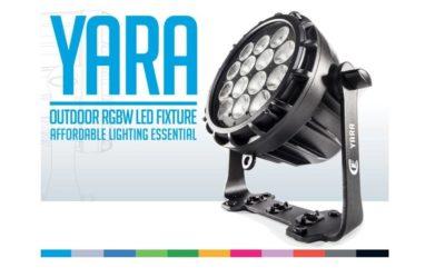 CLF YARA RGBW LED-Par