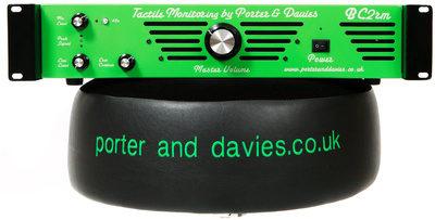 Porter & Davies Drumkruk