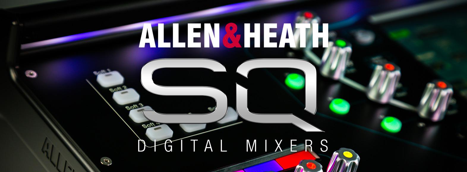 Seminar Allen & Heath SQ-Serie