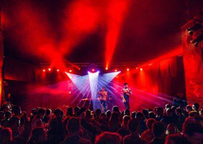 Rheino stage