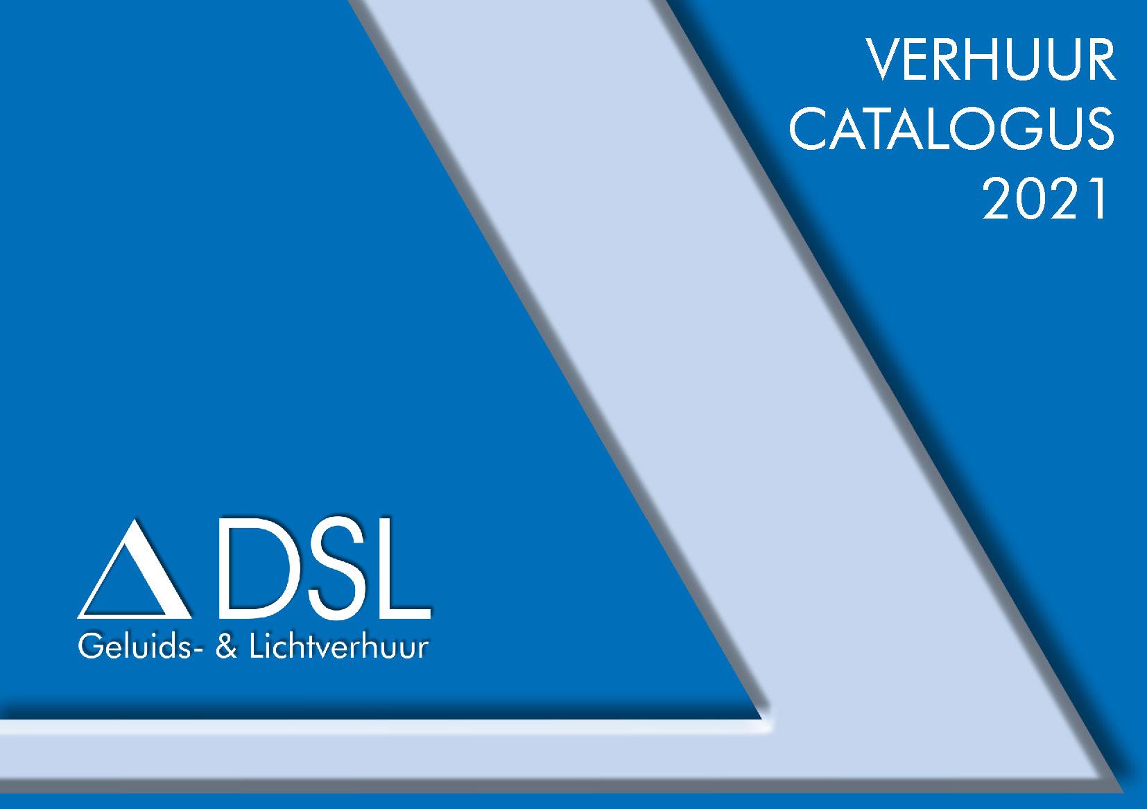 DSL Verhuur catalogus FRONT