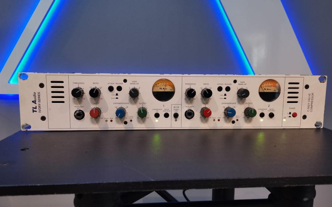 TL Audio C-5021 compressor